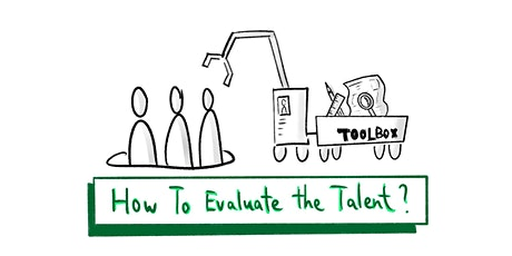 How to evaluate the talents - Personality (1) tickets