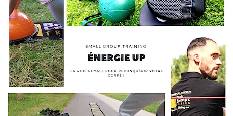 ENERGIE UP billets