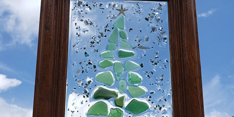 Christmas in July Sea Glass Tree Workshop tickets