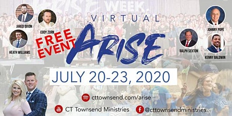 Virtual ARISE Youth Conference tickets