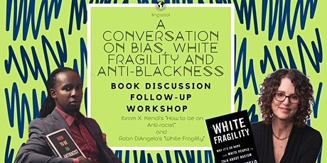 Antiracism and White Fragility Book Discussion Part 2 tickets