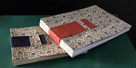 Workshop: Boekbinden: Longstitch binding