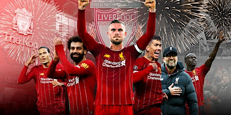 Kingdom of The Kop Title Celebration tickets