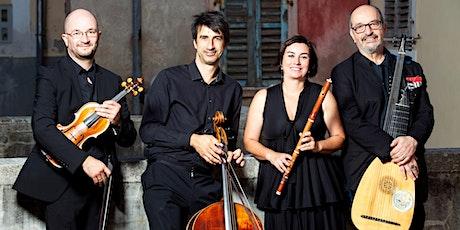 ITALICO SPLENDORE - Ensemble Terzo Suono - Overlooking Concert biglietti