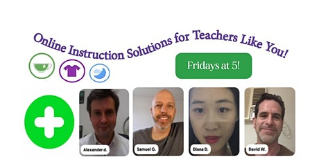 Fridays at Five: Tech Tips for Effective Language Teaching tickets