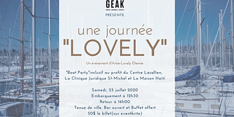 A LOVELY Day - Une journée LOVELY tickets