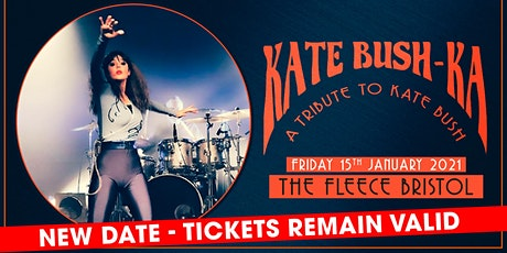 Kate Bush-ka - A Tribute To Kate Bush tickets