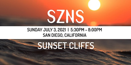 SZNS: Sunset Cliffs tickets