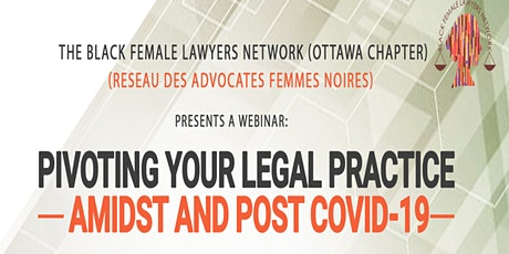 Pivoting your Legal Practice amidst and post-COVID-19 tickets