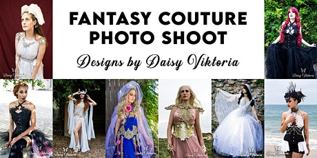 Fantasy Couture Photography Shoot tickets