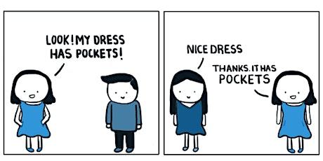 Pockets! Pockets! Pockets! entradas