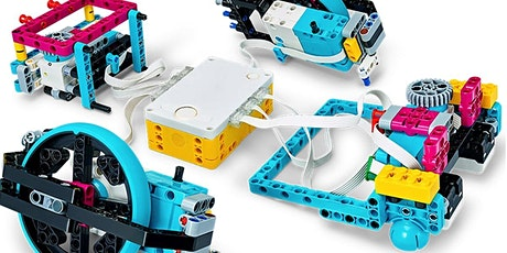 Robot workshop - Lego Spike Prime (voor volwassenen) tickets
