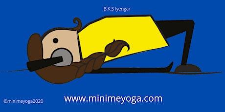 Mini Me Family Yoga Session tickets