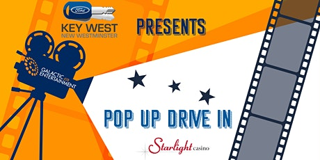 Key West Ford presents a Pop-Up Drive in Movie Series - James Bond: Spectre tickets