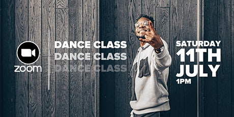 CF Dance Class (Week 5) tickets