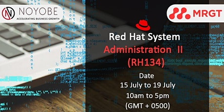 Red Hat System Administration II - FREE DEMO SESSION tickets