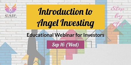 Introduction to Angel Investing tickets