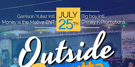 Outside & Outta Order! tickets