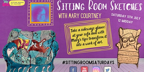 Sitting Room Sketches with Mary Courtney tickets