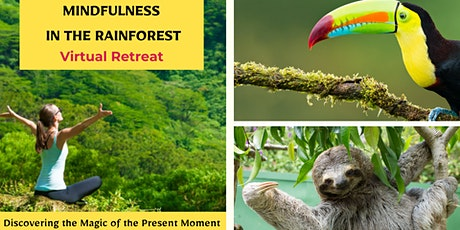 Mindfulness in the Rainforest Online Retreat tickets