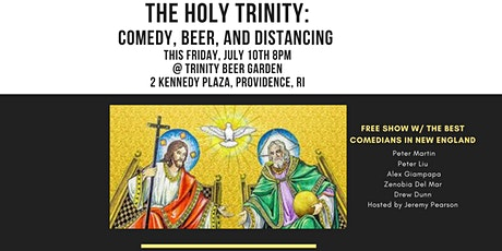 Live Comedy @ The Trinity Beer Garden tickets