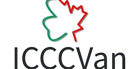 ICCCVan Virtual AGM tickets