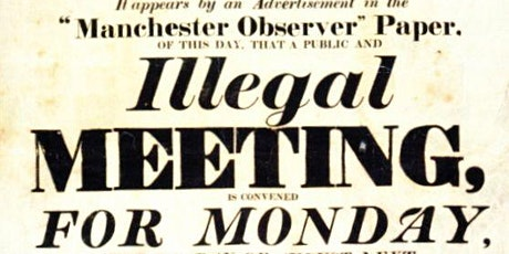 Before Peterloo: Guided Tour tickets