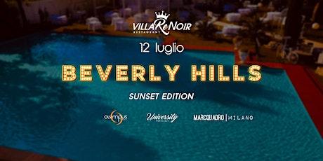 Beverly Hills Sunset Edition 12/07 biglietti