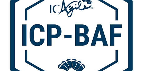ICAgile ICP-BAF Business Agility Foundations Certification (ANZ/Singapore) tickets