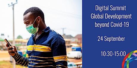 Digital Summit: Global Development beyond Covid-19 tickets