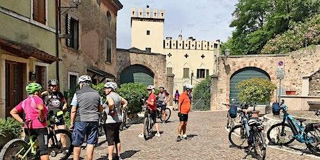 Tour in bici a Colà di Lazise con degustazione in cantina tickets