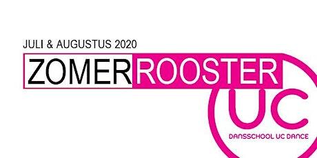 UC Dance - Summerclass Hiphop (9 t/m 13 jr) - Maandag 16.30 uur - Eindhoven tickets