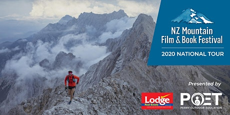 2020 NZ Mountain Film Festival Tour tickets