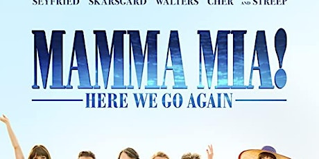 Mamma Mia Here We Go Again tickets