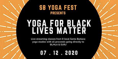 SB Yoga Fest for Black Lives Matter tickets