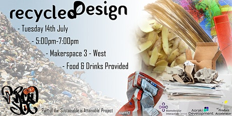 Recycled Design Showcase tickets