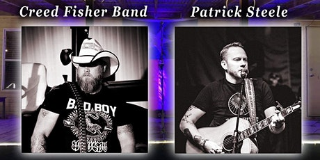 Creed Fisher Band and Patrick Steele at Single Wide Studios Stage tickets
