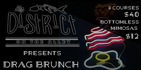 The District on the Alley presents Drag Brunch tickets