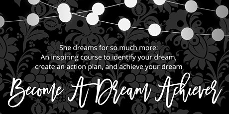A 10-Week Course...She dreams for so much more... tickets