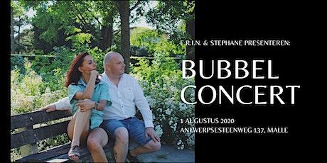 Bubbelconcert E.R.I.N. & Stephane tickets