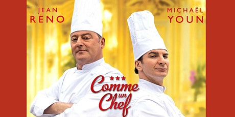 Le Chef (2012) by Daniel Cohen and starring Jean Reno and Michaël Youn tickets