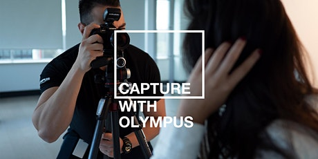 Capture with Olympus: Product (Live Stream) tickets