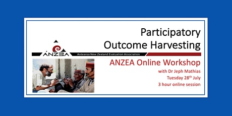 Participatory Outcome Harvesting tickets