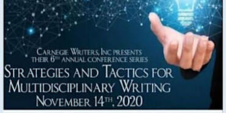 CW Conference Series: Strategies and Tactics for Multidisciplinary Writing tickets