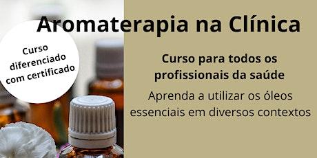 Curso de aromaterapia ingressos