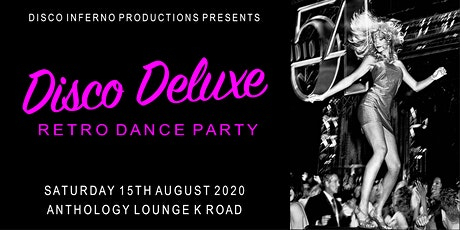 Disco Deluxe Retro Dance Party tickets
