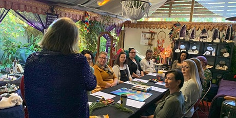 AUGUST 2020: Ever Wanted To Be Your Own Psychic Workshop? tickets