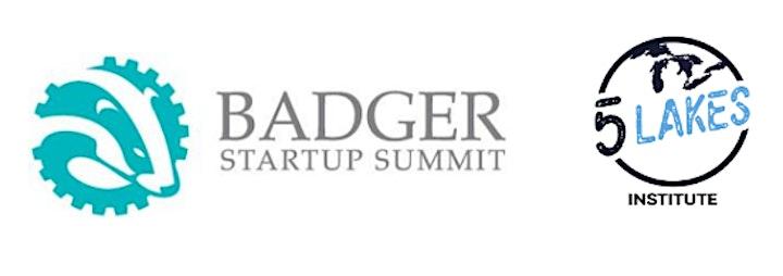 2021 5 Lakes Chat @ Badger Startup Summit image
