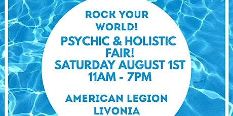 Livonia Psychic & Holistic Fair tickets