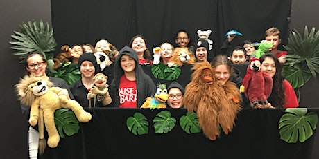 Puppetry Summer Camp tickets